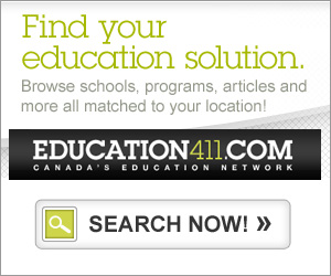 Find a School Powered by Education411.com