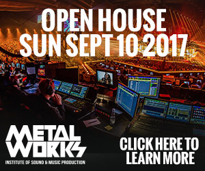 Metalworks Institute Open House Sunday September 10 2017