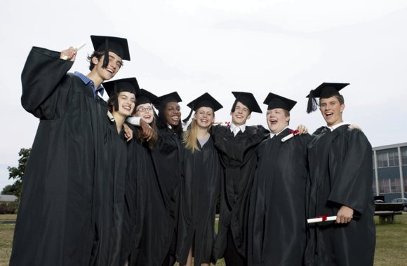 Graduates Entering the Workforce