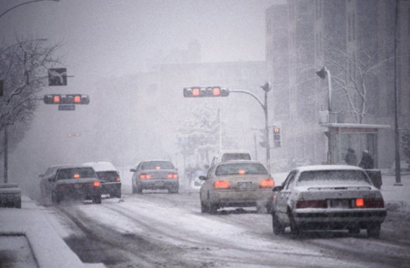 Student Guide to Winter Driving