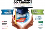 The Study and Go Abroad Fair gives students an amazing opportunity to meet with colleges from around the globe.