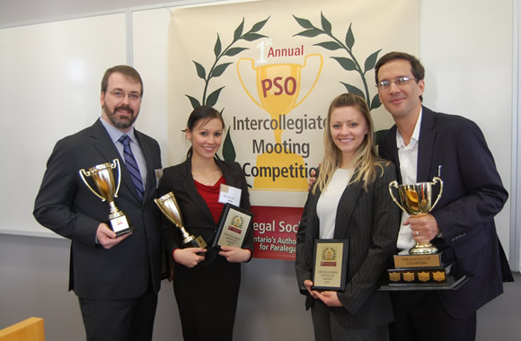 Canadian Business College Students Win Paralegal Moot Competition