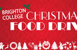 Brighton College | Food Drive