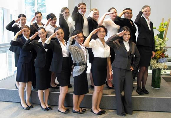 Take to the skies! Find out what it takes to become a flight attendant.