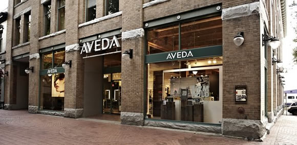 Like all its Canadian locations, the Aveda Institute's eco-friendly Vancouver location in historic Gastown honours the global environment.