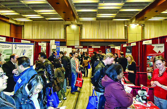 2014 Study and Go Abroad Fairs