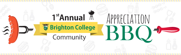 Brighton College BBQ Appreciation Event